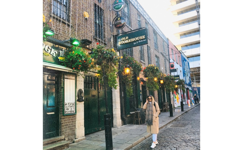 Travel Blog ✈️: Dublin 2019 🍀🇮🇪